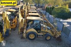 JCB 3CX|CAT 432 428 NEW HOLLAND LB110 860 880 VOLVO BL71 KOMATSU WB93 használt merev alvázas markológép