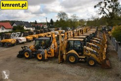 JCB 4CX|KOMATSU WB97 CASE 695 NEW HOLLAND B115B CAT 444 F 434 tractopelle rigide occasion