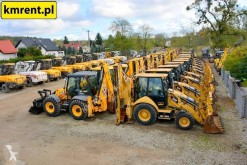 JCB rigid backhoe loader 4CX|KOMATSU WB97 CASE 695 NEW HOLLAND B115B CAT 444 F 434