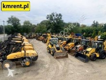 Tractopelle rigide New Holland B115B|KOMATSU WB97 CASE 695 CAT 444F 434