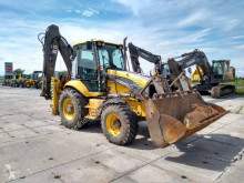 Volvo BL71 backhoe loader used