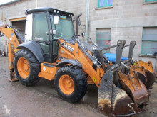 Case 590ST buldoexcavator rigid second-hand