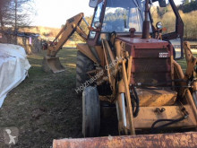 Case rigid backhoe loader 580G
