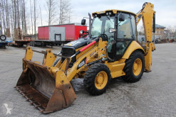 Buldoexcavator Caterpillar 432E - second-hand
