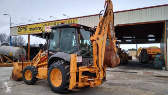 Buldoexcavator Case 580 SR second-hand