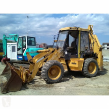 Venieri articulated backhoe loader