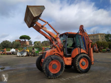 Fiat-Hitachi FB 200 used rigid backhoe loader