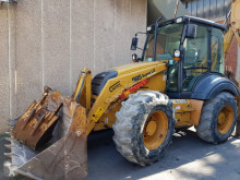 Case rigid backhoe loader 595SLE