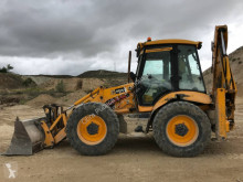 JCB 4 CX backhoe loader used