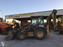 Caterpillar 442 D 4x4 backhoe loader