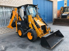 JCB mini backhoe loader