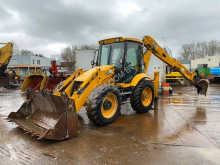 JCB 4 CX used rigid backhoe loader