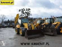 Fermec 965 | JCB 4CX CAT 444 434 NEW HOLLAND 115 CASE 695 retroescavadora rígida usada