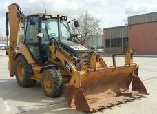 Caterpillar 432E 4x4 432E Premier buldoexcavator articulat second-hand