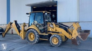 Caterpillar 428F 428F used articulated backhoe loader
