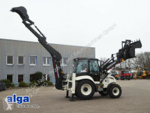 Hidromek HMK 102B Alpha 3A, Allrad, Schaufel new rigid backhoe loader