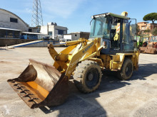 Benati articulated backhoe loader