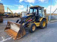 Caterpillar 428D buldoexcavator rigid second-hand