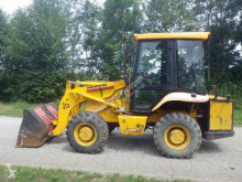 JCB 2 CX Airmaster backhoe loader used