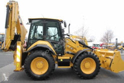 Caterpillar 444F2 backhoe loader used