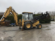 Caterpillar 438C 4X4 buldoexcavator rigid second-hand