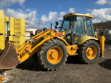 Tractopelle JCB 4 CX occasion