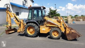 Case Road Rail BACKHOE LOADER CASE 580 Super M