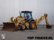 retroexcavadora Case Ranger 580 - - Graaflaadcombinatie, Loader Backhoe - telescopic arm