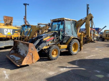 Caterpillar 428D tractopelle rigide occasion