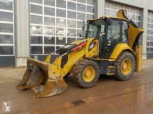 Caterpillar 428F used articulated backhoe loader