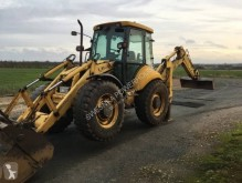 New Holland LB 115 buldoexcavator rigid second-hand