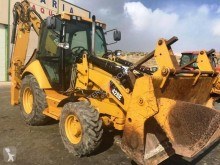 Caterpillar 428E 428E tractopelle rigide occasion
