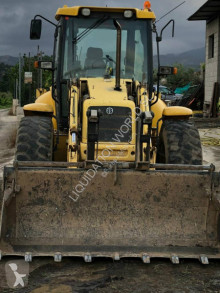 Case New Holland LB 115 B good condition Volvo Caterpillar backhoe loader