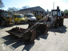 Case 580 G Turbo backhoe loader