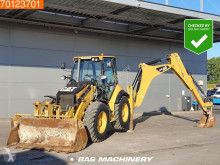 terna Caterpillar 434 E Telescopic arm - Hammer line