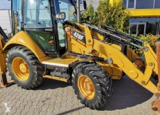 Caterpillar articulated backhoe loader 428F