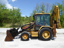 Graaflaadmachine Caterpillar 442 D tweedehands