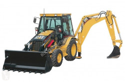 Caterpillar 432D backhoe loader