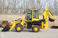 nc articulated backhoe loader