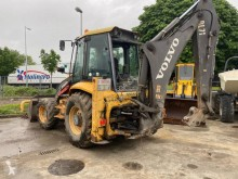 Volvo BL 71 used rigid backhoe loader