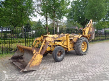 Ford Wiellader / Graafmachine backhoe loader