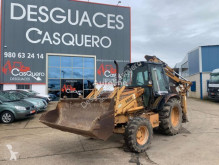 Case 580 K backhoe loader used