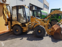 Fiori TA700 used articulated backhoe loader
