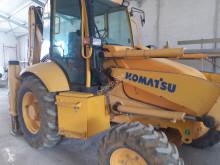 Komatsu WB93R-2