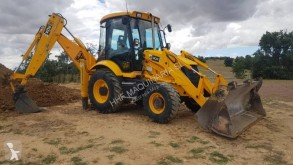 JCB 3CX Turbo combi tractopelle rigide occasion