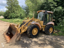 Hydrema articulated backhoe loader 906 D