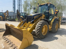 tractopelle Caterpillar 434E