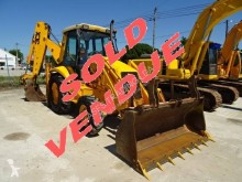 JCB 3CX 3CX-12 buldoexcavator rigid second-hand