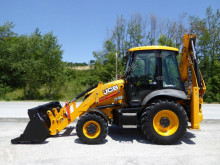 JCB 3CX ECO backhoe loader used