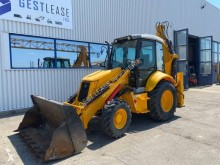 New Holland B 100 B used rigid backhoe loader